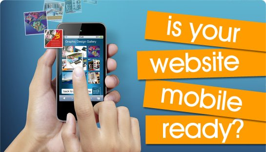Is your company website mobile ready